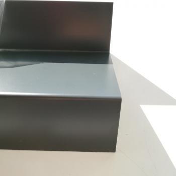 epd kreativ bauen z profil aus alu ral7016 0 8 mm stark anthrazitgrau. Black Bedroom Furniture Sets. Home Design Ideas